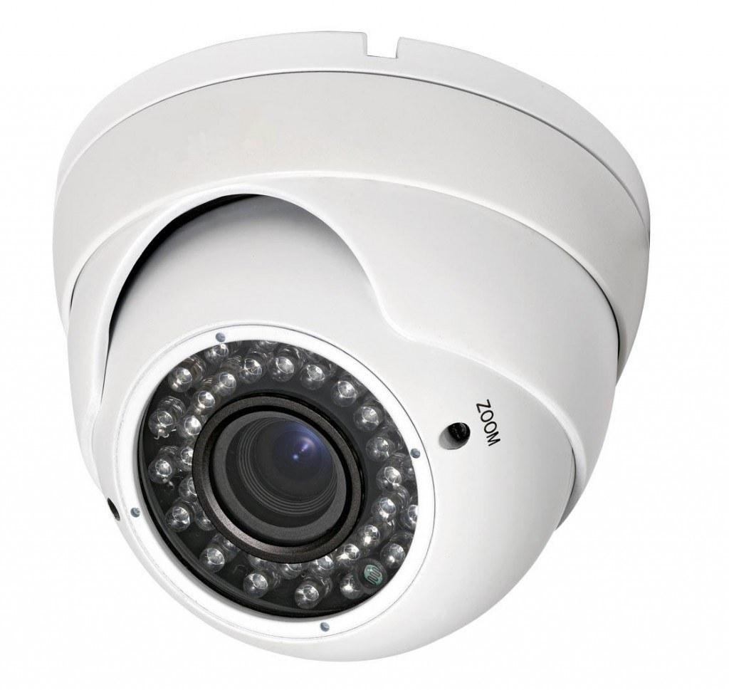 התקנת מצלמות אבטחה ביתיות- מצלמת כיפה לבית או לעסק