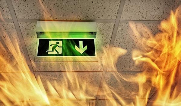 בטיחות נגד שריפות בבנייני משרדים
