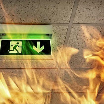 חשיבות שמירה על בטיחות נגד שריפות בבנייני משרדים