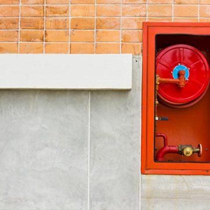 אמצעים למניעת שריפות במקום העבודה
