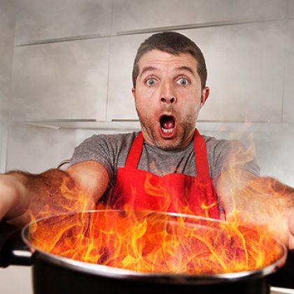 שריפה במטבח – איך תמנעו ותערכו למניעתה?