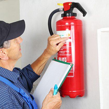 פתרונות לגילוי אש וכיבוי אש לעסקים